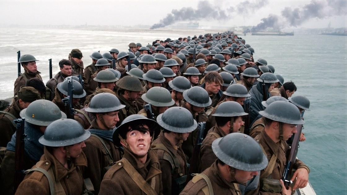 نقد فیلم Dunkirk