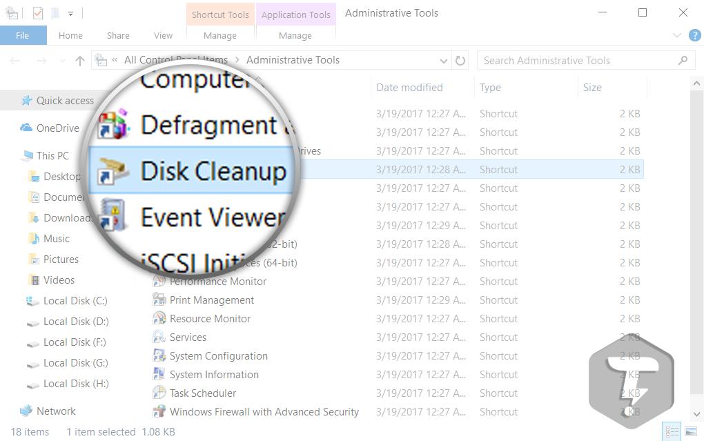 حذف فایل های آپدیت ویندوز