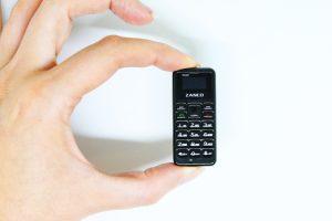 کوچکترین گوشی جهان Zanco Tiny T1