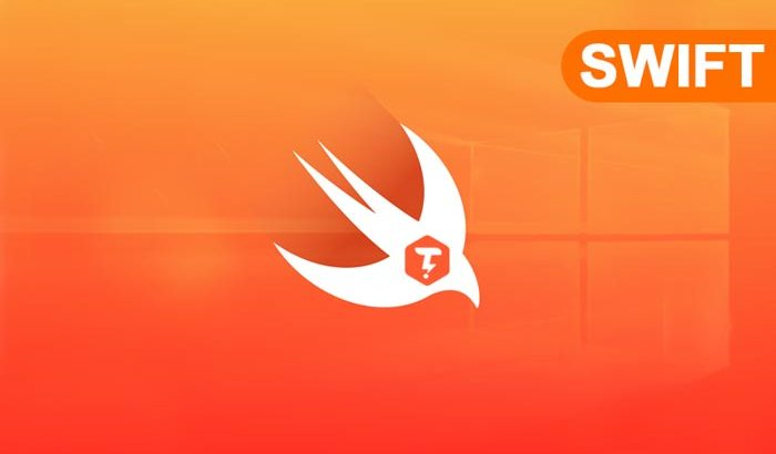 Coding-Swift-in-Windowss
