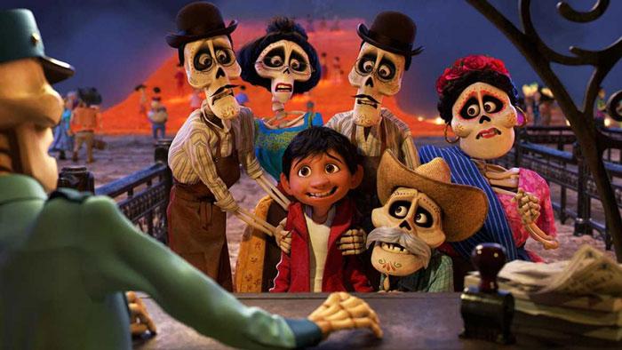 فیلم انیمیشن Coco