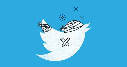 پایان توییتر در سیستم عامل مک