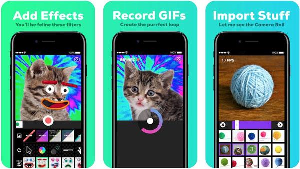 نرم افزار ساخت GIF