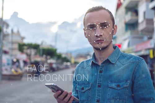 قفل کردن گوشی با Facial Recognition