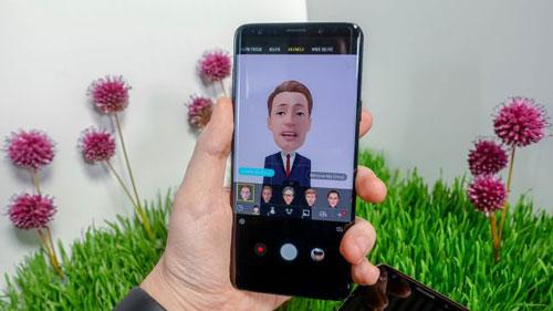 قابلیت AR Emoji