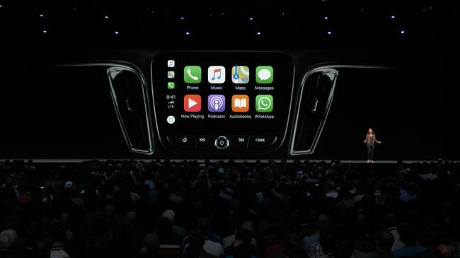 iOS 12 Carplay
