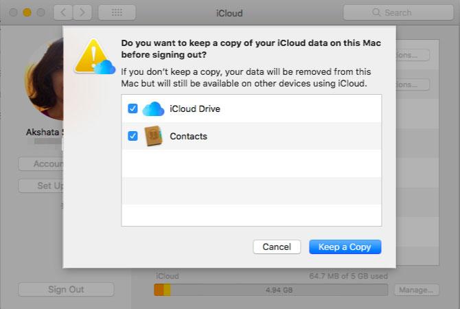 غیرفعال کردن و حذف کامل اپل آیدی
