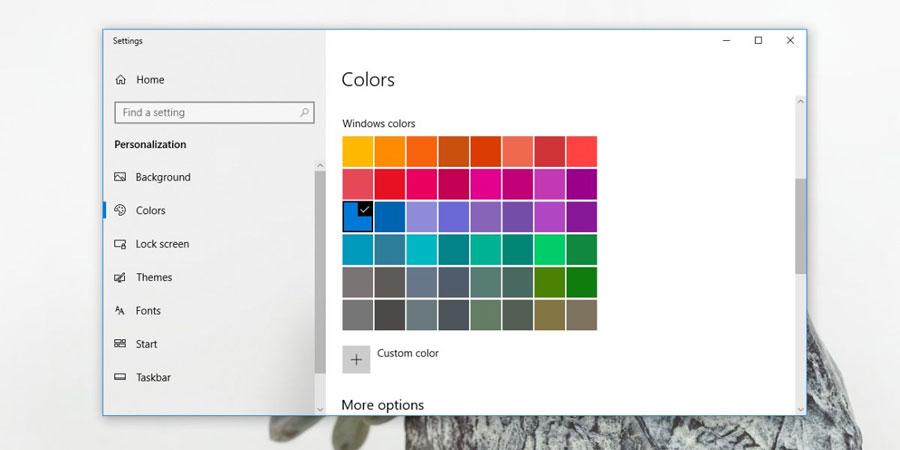 تغییر ظاهر ویندوز 10 به ویندوز اکس پی XP