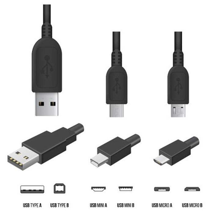 کابل USB