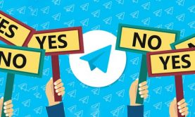 Telegram-Vote-Without-Robot