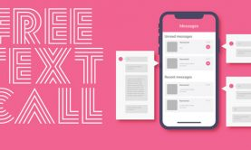 Four-Free-Text-And-Calls-App