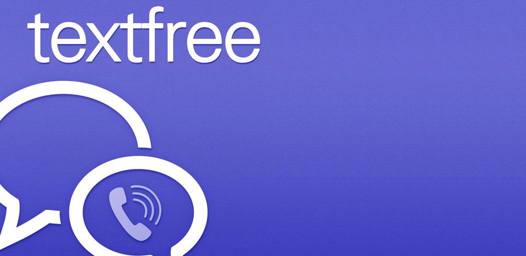 Text Free بهترین نرم افزارهای تماس رایگان و اس ام اس با اینترنت