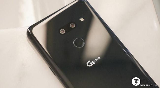 ال جی جی 8 تینکیو LG G8 ThinQ