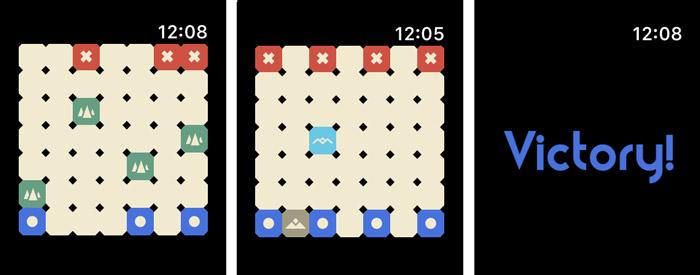بازی Tiny Armies اپل واچ