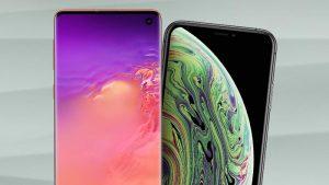 Samsung-Galaxy-S10-Vs-iPhoneXS