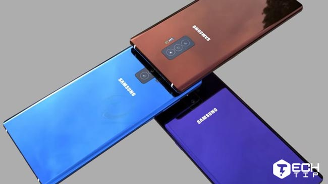 4 گوشی جدید سامسونگ