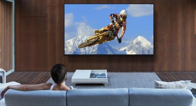 تلویزیون سونی 8K
