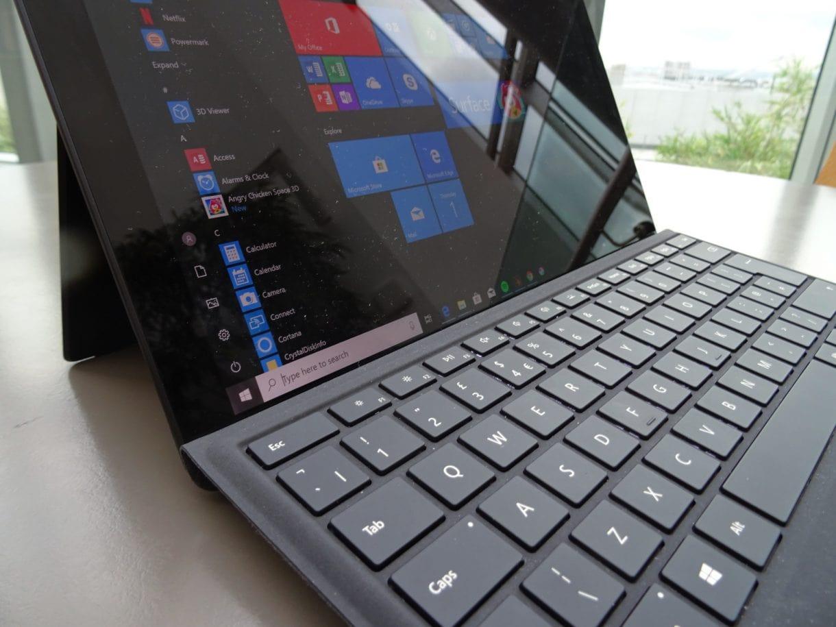 مایکروسافت سرفیس پرو 6