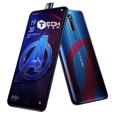 نسخه انتقام جویان گوشی (Avengers) اوپو اف 11 پرو به بازار عرضه شد
