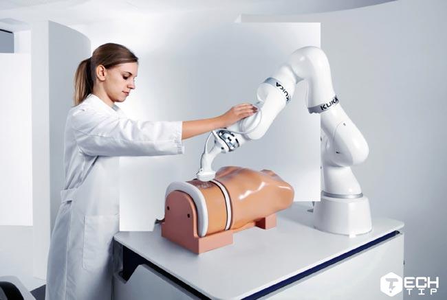 پیشرفت ربات ها در صنعت ها و کره زمین