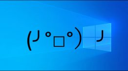 How to Input Kaomoji on Windows 10