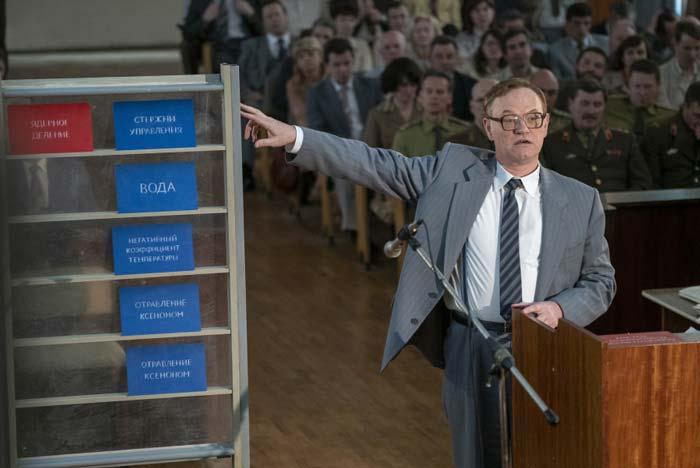 قسمت پنجم سریال Chernobyl
