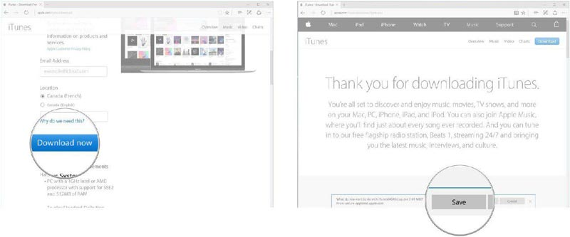 آموزش نصب و دانلود iTunes برای ویندوز 10 و 7