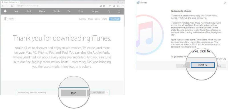 دانلود و آموزش نصب iTunes برای ویندوز