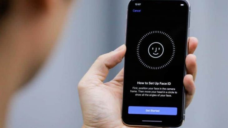 iphone x speed up face id-min