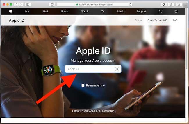 نحوه تغییر ایمیل اپل آیدی شما