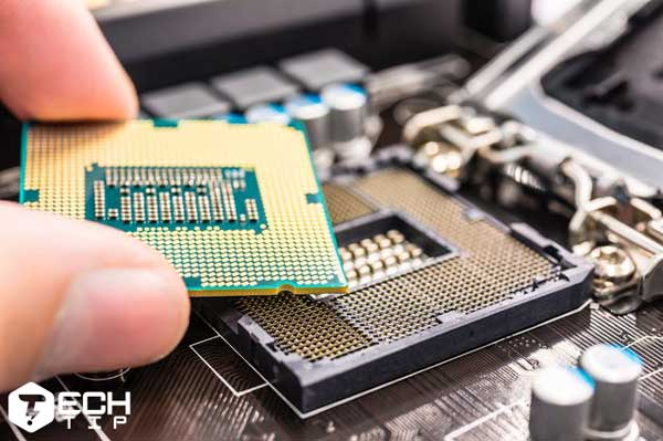پردازنده یا CPU چیست ؟ (Central Process Unit)