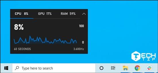 ویژگی های Game bar ویندوز 100