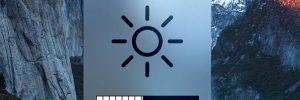 آموزش کم و زياد كردن نور صفحه لپ تاپ در ویندوز لینوکس و مک