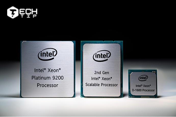 پردازنده Xeon چیست؟