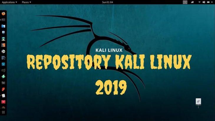 kali-repository