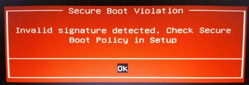 UEFI Secure Boot چیست؟