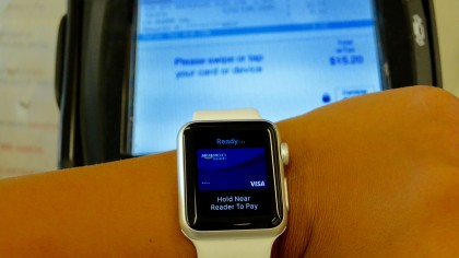 استفاده از Apple Pay