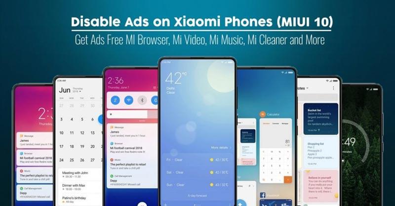چرا شیائومی تبلیغات را در MIUI قرار داده است؟