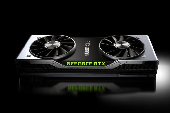 کارایی GTX 1080 و RTX 2070