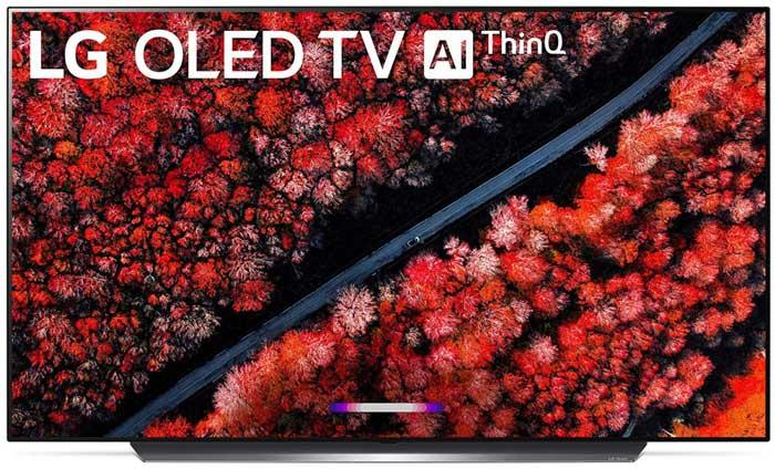 بهترین تلویزیون LG OLED C9 : OLED