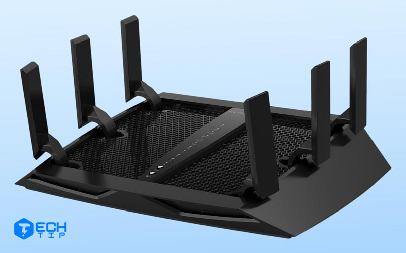 4NETGEA Nighthawk X6S Smart Wi-Fi Router R8000P