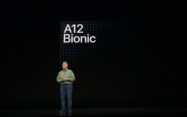 پردازنده های A12 طراحی اپل