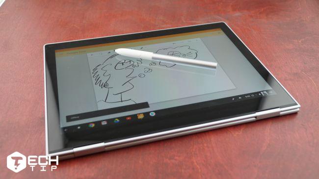 قلم پیکسل بوک و Google Assistant