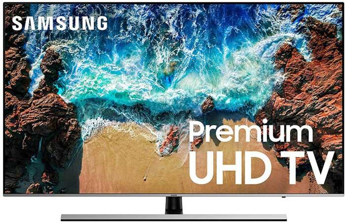 بهترین تلویزیون برای بازی: Samsung NU8000