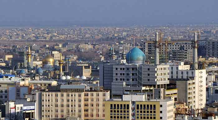 تاریخ مختصری از شهر مشهد