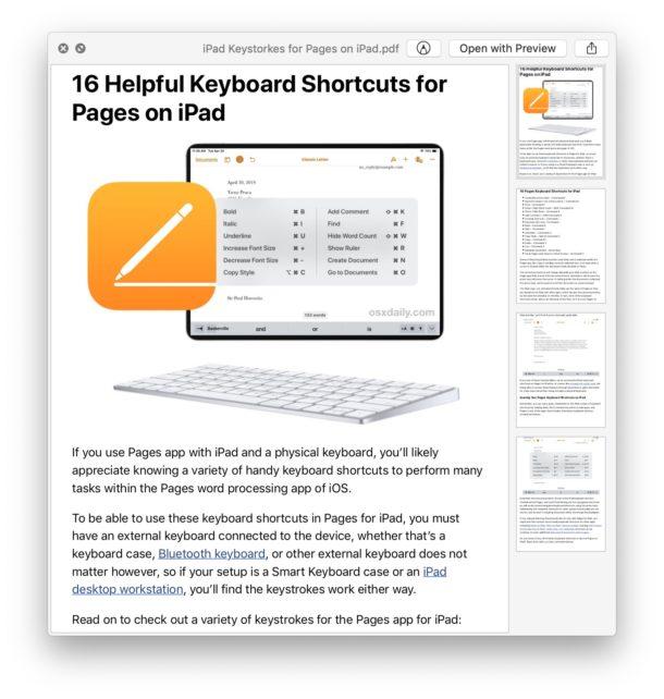 ذخیره وب سایت به صورت PDF