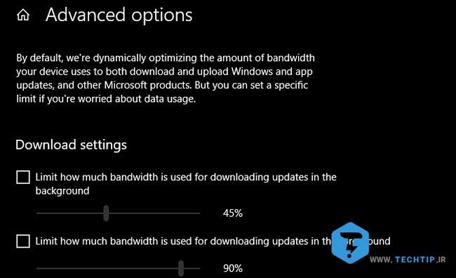 حل مشکل سرعت اینترت در ویندوز 10 ، 8 و 7