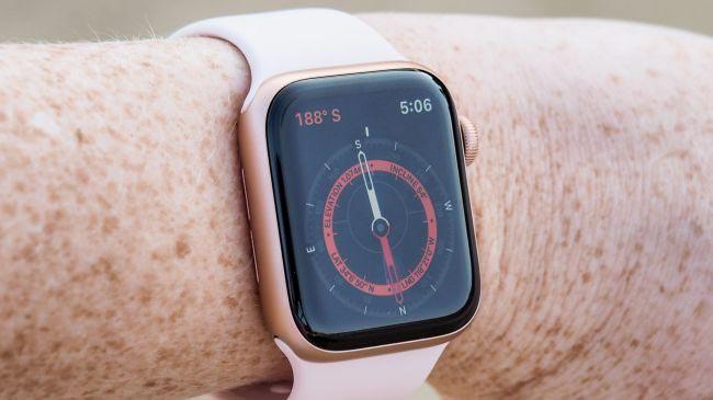 عملکرد بهتر قطب نما در ساعت اپل نسخه 5