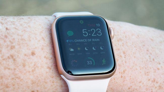 صفحه نمایش همیشه فعال اپل واچ سری 5