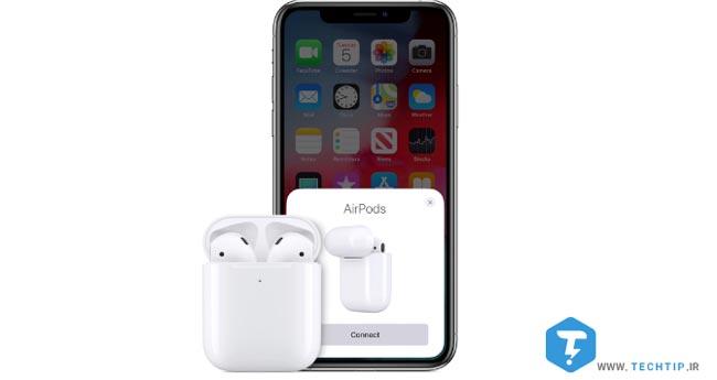 وصل کردن ایرپاد اپل به آیفون ، آیپد ، ویندوز ، مک بوک و اندروید